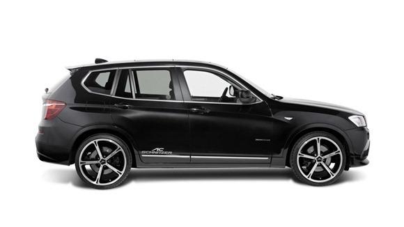 2011 BMW X3 (F25) by AC Schnitzer 15