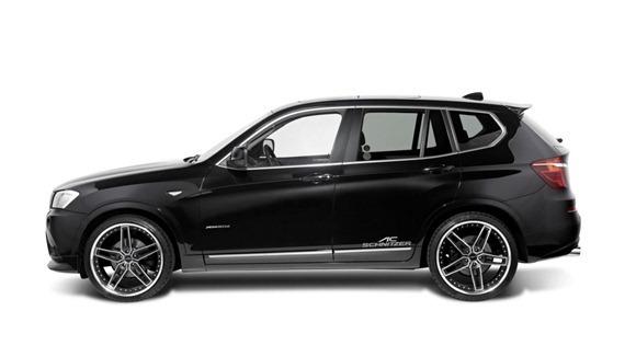 2011 BMW X3 (F25) by AC Schnitzer 17