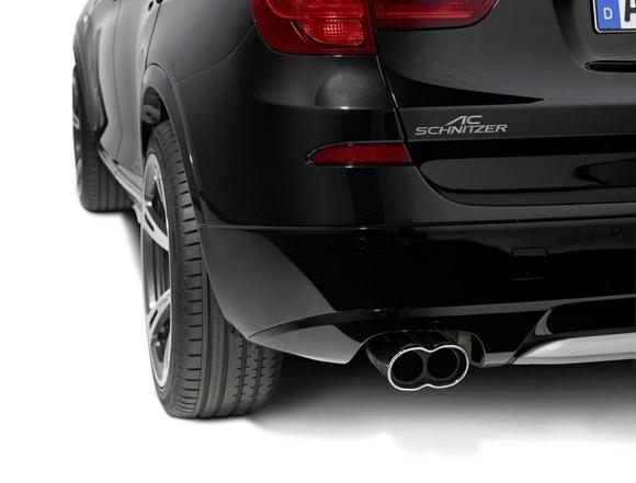 2011 BMW X3 (F25) by AC Schnitzer 1
