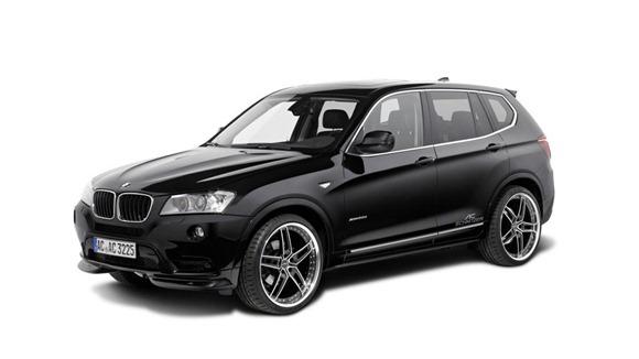 2011 BMW X3 (F25) by AC Schnitzer 2011 BMW X3 (F25) by AC Schnitzer 7