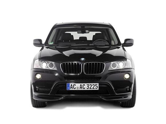 2011 BMW X3 (F25) by AC Schnitzer 2