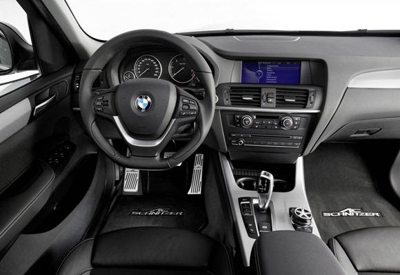 2011 BMW X3 (F25) by AC Schnitzer