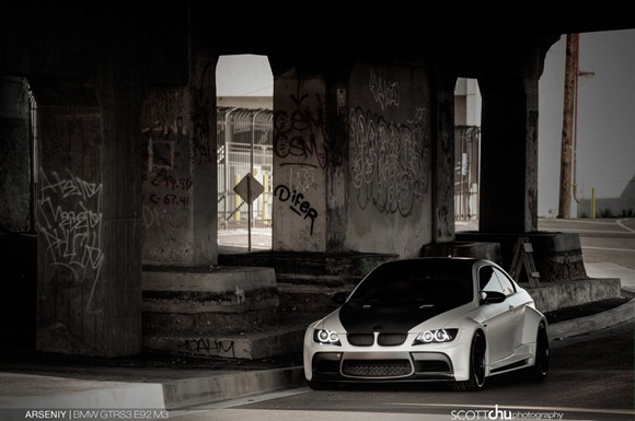Arseniy BMW GTRS3 E92 M3 Widebody 2