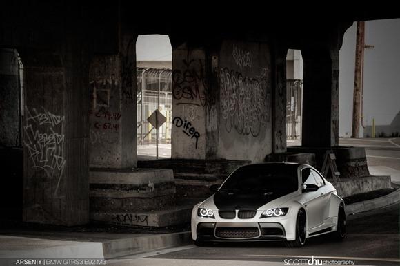 Arseniy BMW GTRS3 E92 M3 Widebody 2