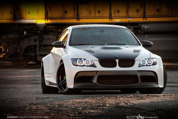 Arseniy BMW GTRS3 E92 M3 Widebody 3