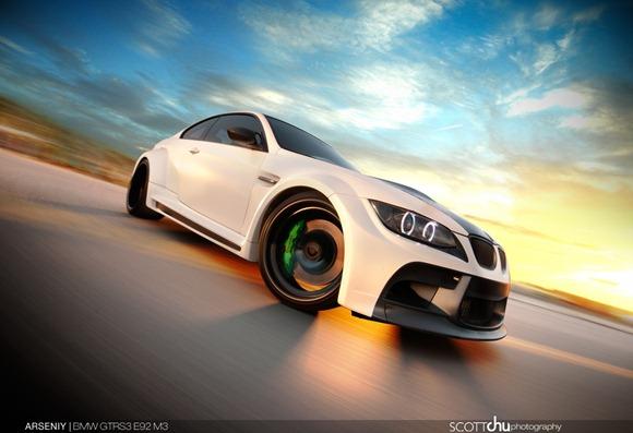 Arseniy BMW GTRS3 E92 M3 Widebody 4