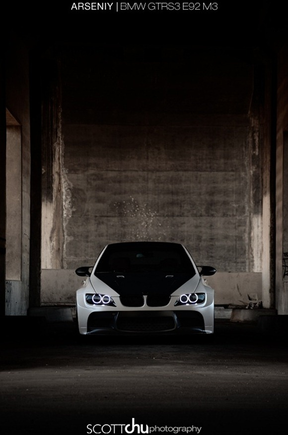 Arseniy BMW GTRS3 E92 M3 Widebody