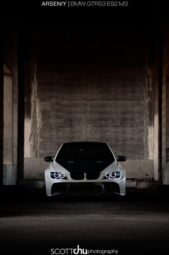 Arseniy BMW GTRS3 E92 M3 Widebody