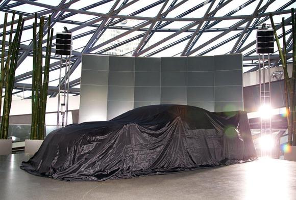 BMW M3 DTM Concept Car 10