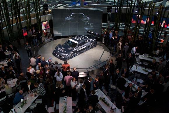 BMW M3 DTM Concept Car 11