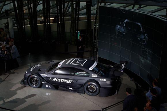 BMW M3 DTM Concept Car 14