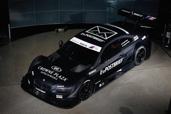 BMW M3 DTM Concept Car 2