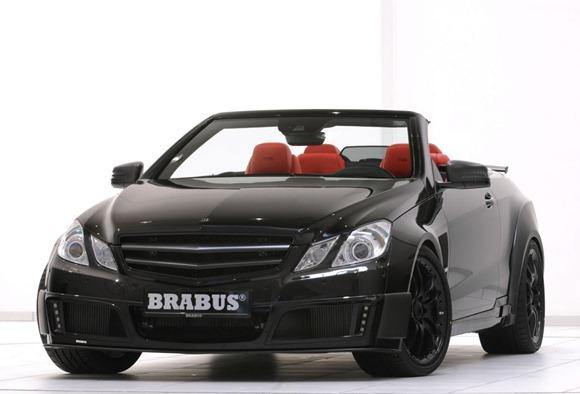 BRABUS 800 E V12 Cabriolet (23)