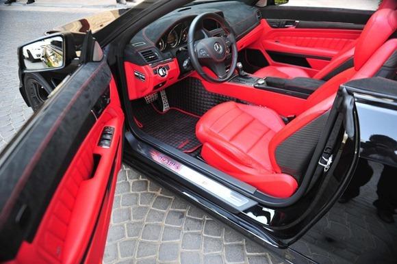 BRABUS 800 E V12 Cabriolet (25)