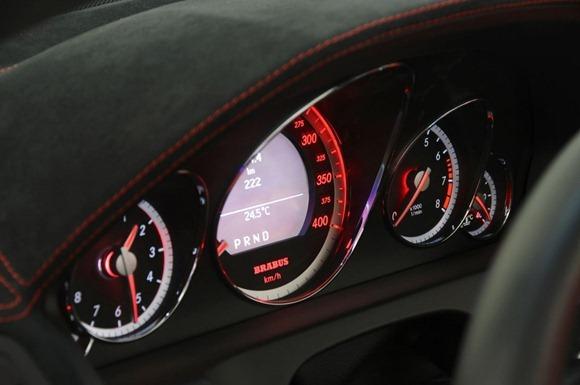 BRABUS 800 E V12 Cabriolet (30)