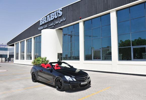 BRABUS 800 E V12 Cabriolet (6)