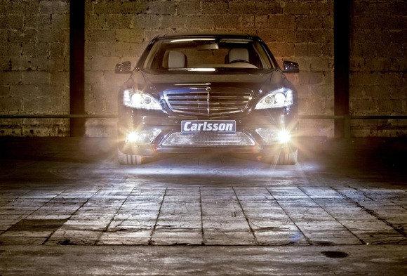 Carlsson CS60 based on Mercedes-Benz S-Class (11)
