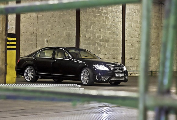 Carlsson CS60 based on Mercedes-Benz S-Class (14)
