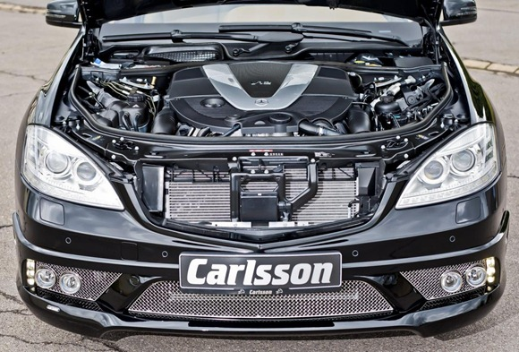 Carlsson CS60 based on Mercedes-Benz S-Class (1)