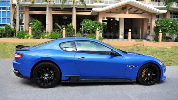 DMC Sovrano 2011 Maserati GT 1