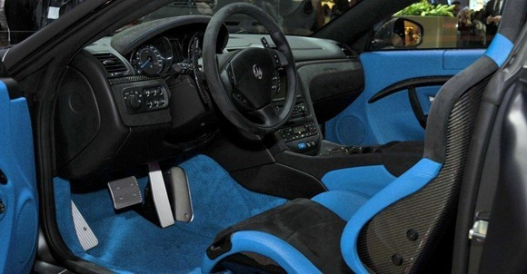 DMC Sovrano 2011 Maserati GT 4