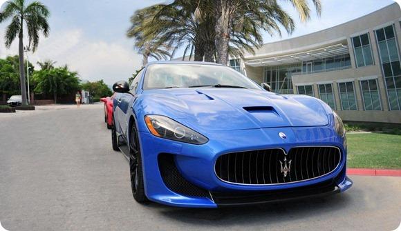 DMC Sovrano 2011 Maserati GT 6