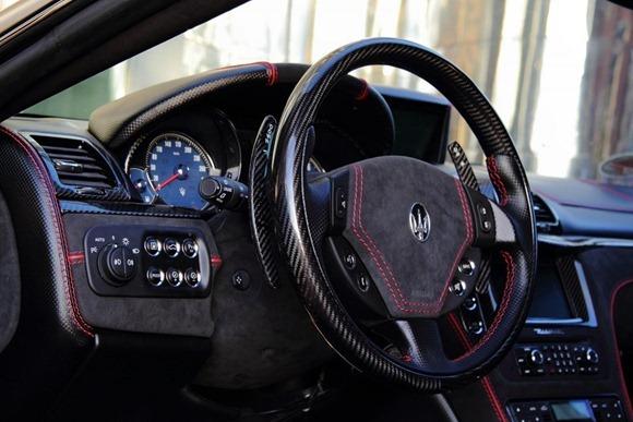 Maserati Gran Turismo S Superior Black Edition by Anderson Germany 12