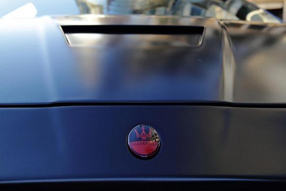 Maserati Gran Turismo S Superior Black Edition by Anderson Germany 4