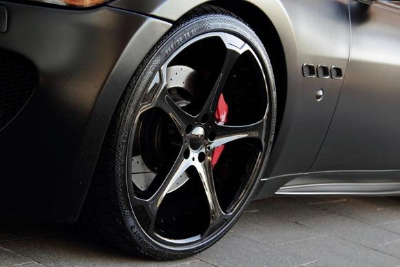 Maserati Gran Turismo S Superior Black Edition by Anderson Germany 5