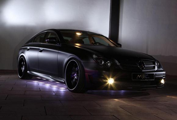 Mercedes CLS by MEC Design 1