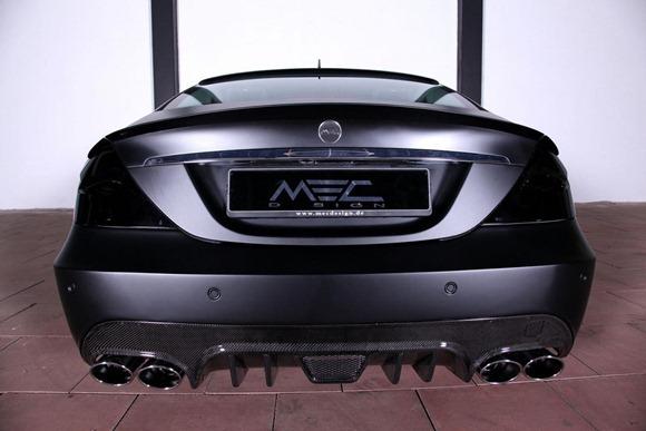 Mercedes CLS by MEC Design 3