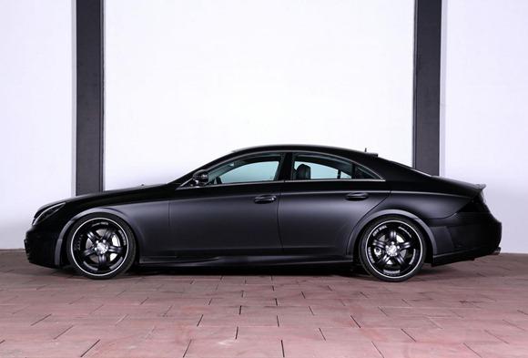 Mercedes CLS by MEC Design 5