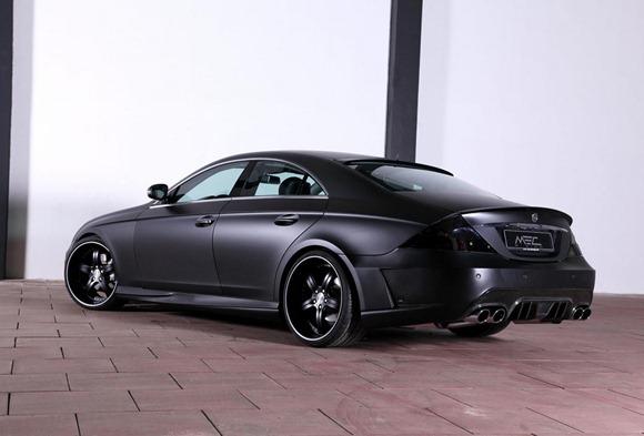 Mercedes CLS by MEC Design 7