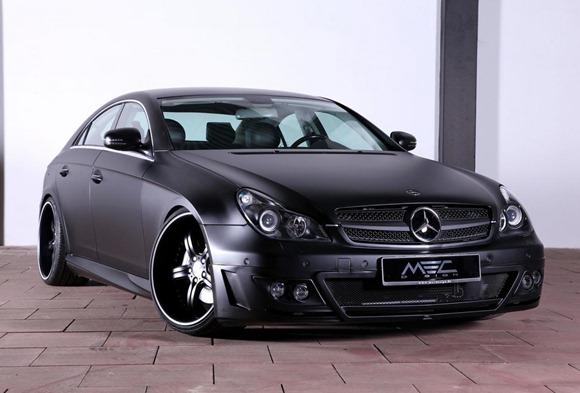 Mercedes CLS by MEC Design 8