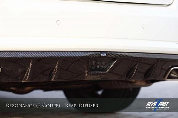 Mercedes E-Class coupe & convertible by RevoZport 10