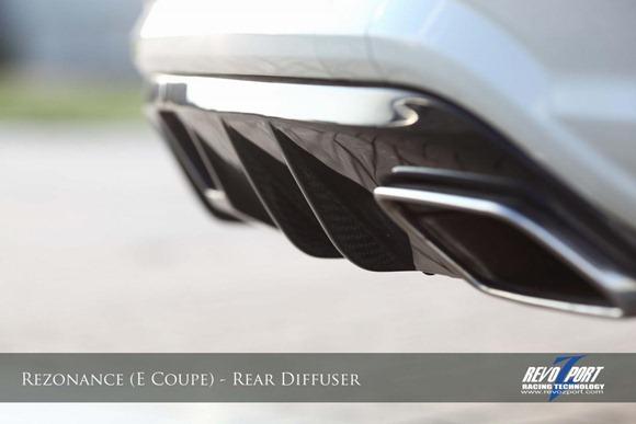 Mercedes E-Class coupe & convertible by RevoZport 11