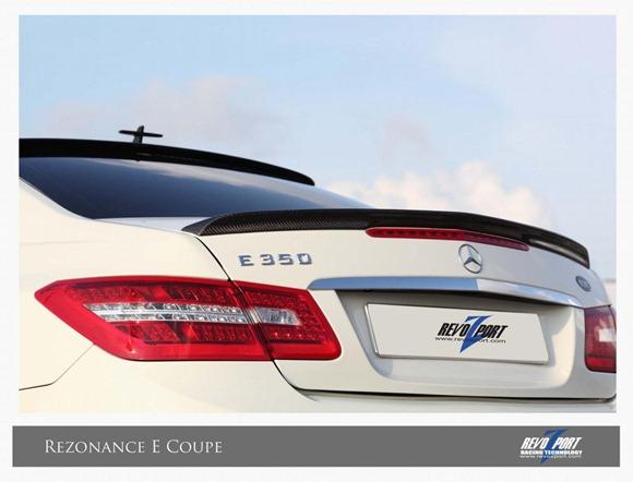 Mercedes E-Class coupe & convertible by RevoZport 12