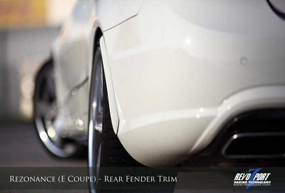Mercedes E-Class coupe & convertible by RevoZport 14