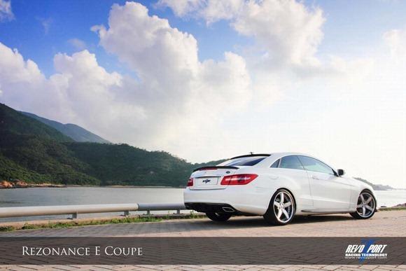 Mercedes E-Class coupe & convertible by RevoZport 2