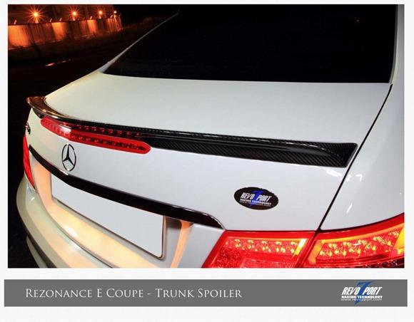 Mercedes E-Class coupe & convertible by RevoZport 6