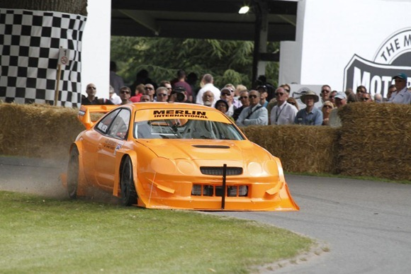 Toyota Celica at Goodwood Festival of Speed 1