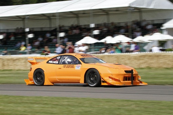 Toyota Celica at Goodwood Festival of Speed 2