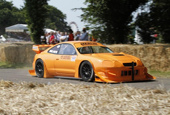 Toyota Celica at Goodwood Festival of Speed 3