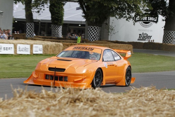 Toyota Celica at Goodwood Festival of Speed 5