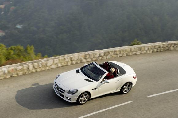2012 Mercedes-Benz SLK 250 CDI 1