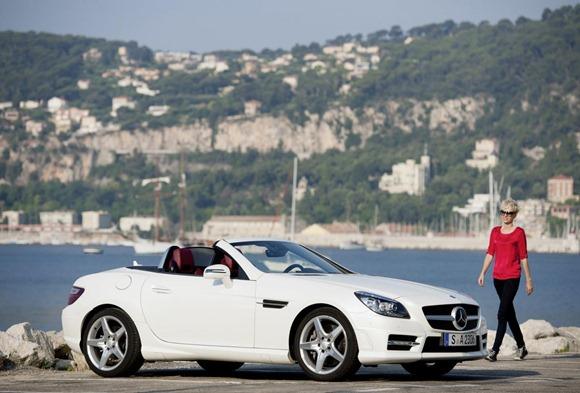 2012 Mercedes-Benz SLK 250 CDI 4