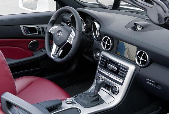2012 Mercedes-Benz SLK 250 CDI 5