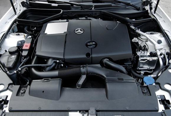 2012 Mercedes-Benz SLK 250 CDI 6