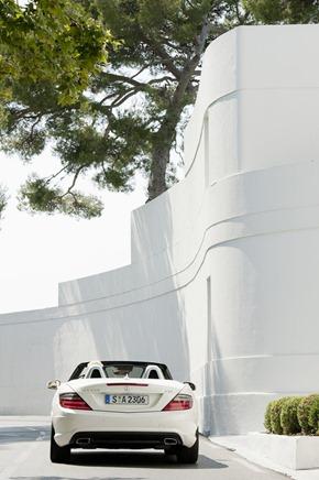 2012 Mercedes-Benz SLK 250 CDI 8