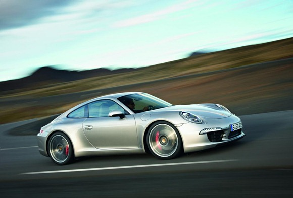 2012 Porsche 911 Carrera S Coupé 10